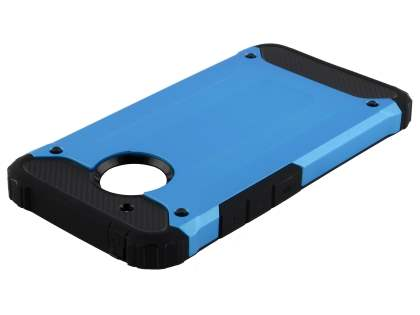 Impact Case for Motorola Moto G5 - Blue/Black Impact Case