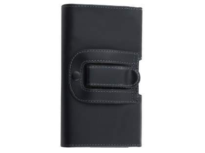 Synthetic Leather Belt Pouch for Sony Xperia XZ