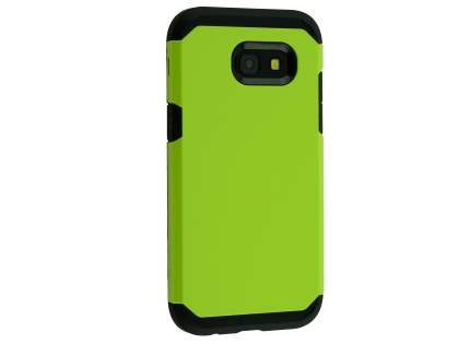 Impact Case for Samsung Galaxy A7 (2017) - Lime Green/Black Impact Case