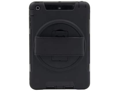 Rugged Handholder Case for iPad 9.7 (2018/2017) - Classic Black