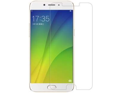 Flat Tempered Glass Screen Protector for Oppo R9s Plus - Screen Protector