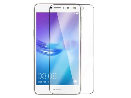 Flat Tempered Glass Screen Protector for Huawei Y7 - Screen Protector