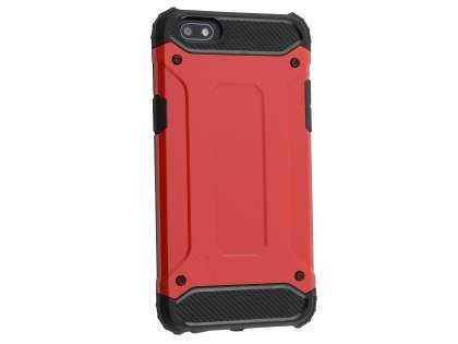 watch e4b82 1f6fa Impact Case for Oppo A77 - Red/Black