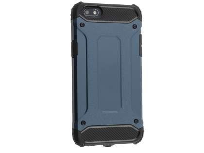 Impact Case for Oppo A77 - Midnight Blue/Black Impact Case