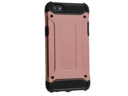 Impact Case for Oppo A77 - Rose Gold/Black Impact Case
