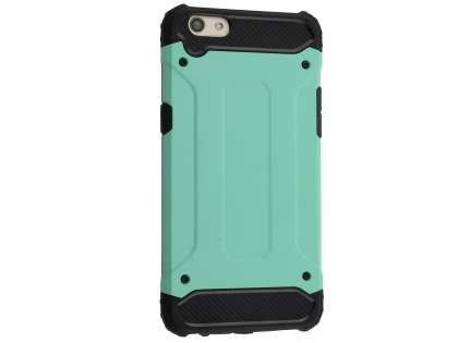Impact Case for Oppo R9s Plus - Mint/Black Impact Case
