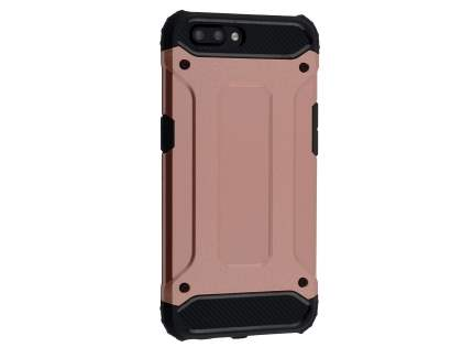 Impact Case for Oppo R11 - Rose Gold/Black Impact Case