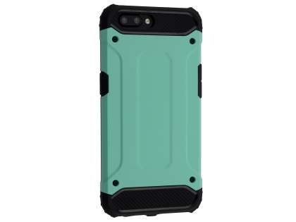 Impact Case for Oppo R11 - Mint/Black Impact Case