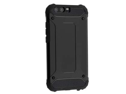 Impact Case for Huawei P10 Plus - Classic Black Impact Case