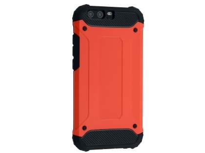 Impact Case for Huawei P10 Plus - Scarlet Red/Black Impact Case