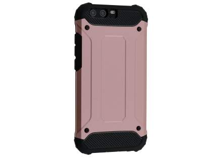 Impact Case for Huawei P10 Plus - Rose Gold/Black Impact Case