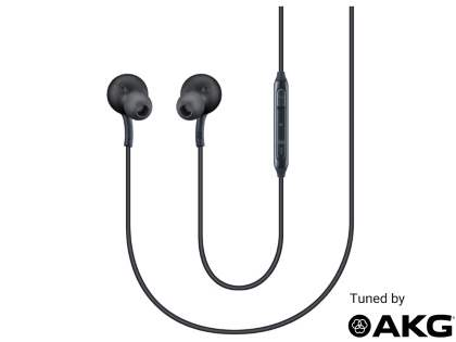 Samsung EO-IG955 In-Ear Earphones with Built-in Remote tuned by AKG - Titanium Gray