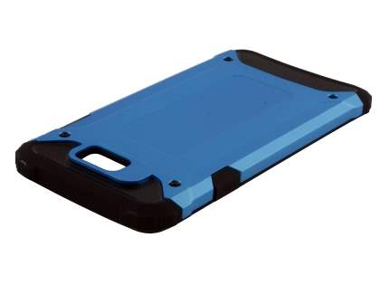 Impact Case for Samsung Galexy J7 Prime - Blue/Black Impact Case