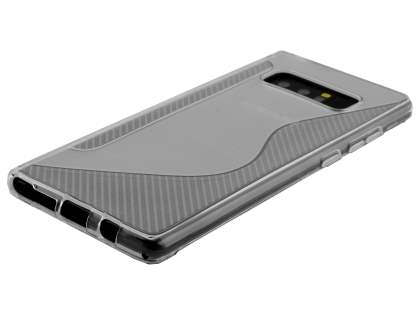 Wave Case for Samsung Galaxy Note8 - Clear