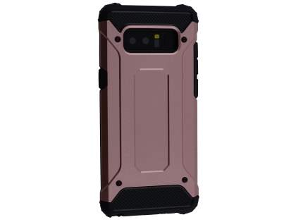 Impact Case for Samsung Galaxy Note 8 - Rose Gold/Black Impact Case