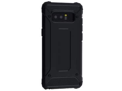 Impact Case for Samsung Galaxy Note 8 - Black/Black Impact Case