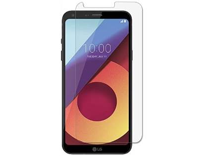 Flat Tempered Glass Screen Protector for LG Q6 - Screen Protector