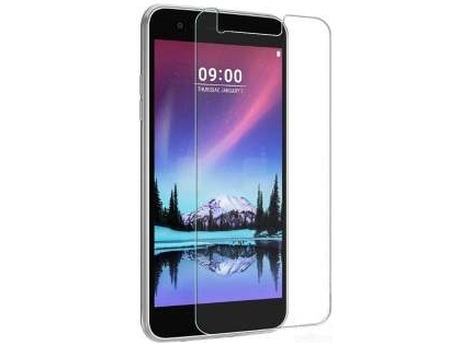 Flat Tempered Glass Screen Protector for LG K4 (2017) - Screen Protector