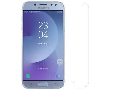 Flat Tempered Glass Screen Protector for Samsung Galaxy J5 Pro (2017)