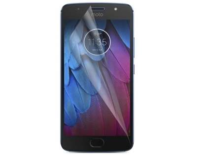 Ultraclear Screen Protector for Motorola Moto G5S - Screen Protector