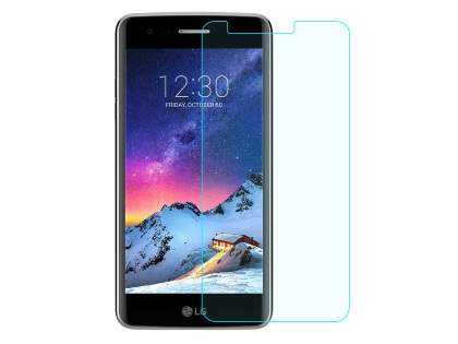 Flat Tempered Glass Screen Protector for LG K8 (2017) - Screen Protector