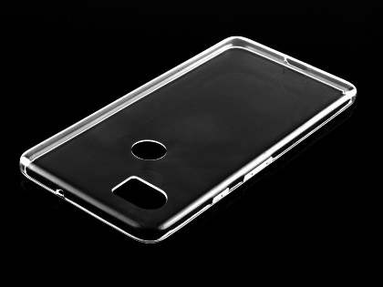 Ultra Thin Gel Case for Google Pixel 2 XL - Clear Soft Cover