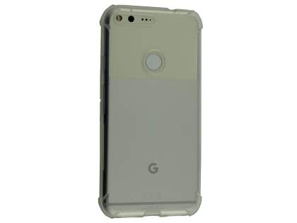 Gel Case with Bumper Edges for Google Pixel - Clear Soft Cover