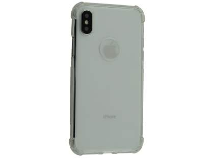 Gel Case with Bumper Edges for iPhone Xs/X - Clear Soft Cover