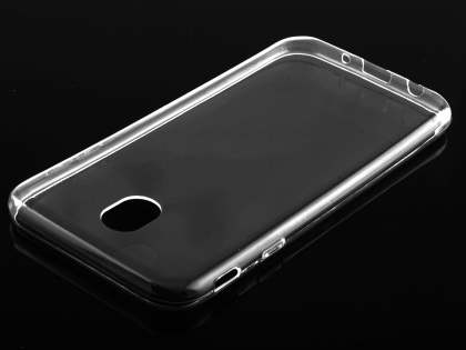Ultra Thin Gel Case for Samsung Galaxy J7 Pro (2017) - Clear Soft Cover