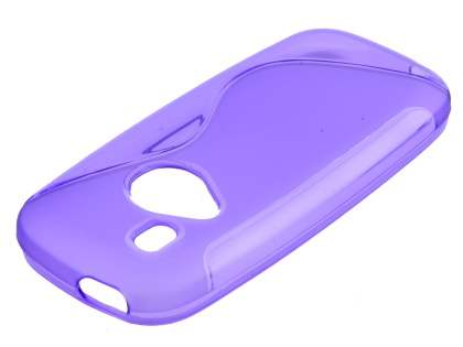 Wave Case for Nokia 3310 (2017) - Purple Soft Cover