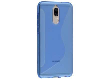 Wave Case for Huawei Nova 2i - Blue Soft Cover