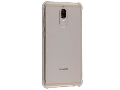 Gel Case with Bumper Edges for Huawei Nova 2i - Clear Soft Cover