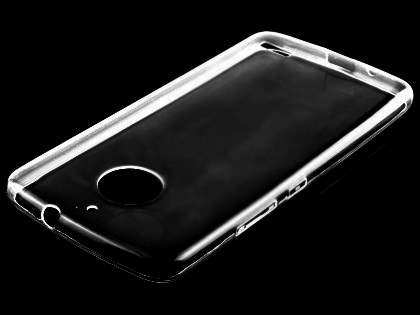 Ultra Thin Gel Case for Motorola Moto E4 - Clear Soft Cover