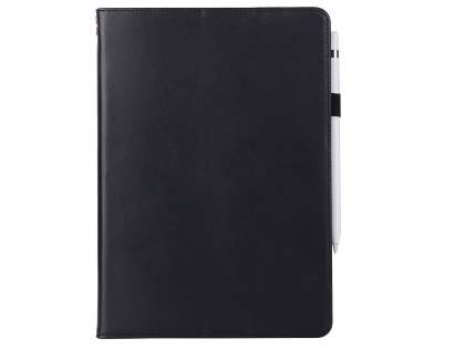 Genuine Leather Case with Stand for iPad Pro 10.5 - Black