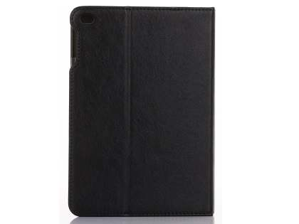 Synthetic Leather Case with Stand for iPad Mini 4 - Black