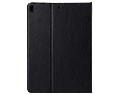 Synthetic Leather Flip Case with Stand for iPad Pro 10.5 - Black