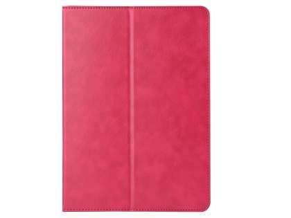 Synthetic Leather Flip Case with Stand for iPad Pro 10.5 - Pink