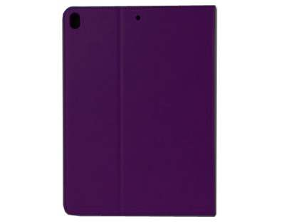 Synthetic Leather Flip Case with Stand for iPad Pro 10.5 - Purple
