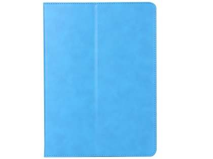 Synthetic Leather Flip Case with Stand for iPad Pro 12.9 (2017) - Sky Blue