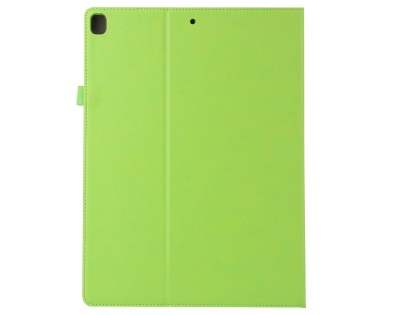 Synthetic Leather Flip Case with Stand for iPad Pro 12.9 (2017) - Green
