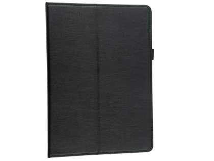 Synthetic Leather Flip Case with Stand for iPad 9.7 (2018/2017) / Pro 9.7 / Air 2 / Air - Black