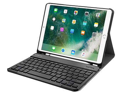 Keyboard and Case for iPad 6th/5th Gen - Black