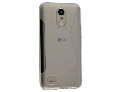 Wave Case for Telstra Signature 2 - Clear Soft Cover