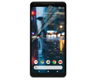 Anti-Glare Screen Protector for Google Pixel 2 XL - Screen Protector