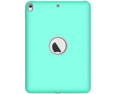 Rugged Impact Case for iPad Pro 10.5 - Mint/Grey Impact Case