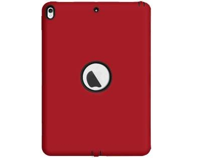 Rugged Impact Case for iPad Pro 10.5 - Red/Black Impact Case