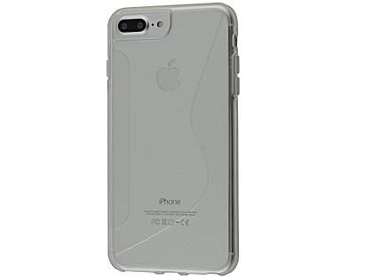 Wave Case for iPhone 8 Plus/7 Plus - Clear