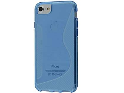 Wave Case for iPhone 6s/6 - Blue Soft Cover