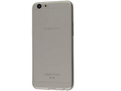 Ultra Thin Gel Case for OPPO A57 - Clear Soft Cover