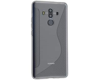 Wave Case for Huawei Mate 10 Pro - Clear Soft Cover